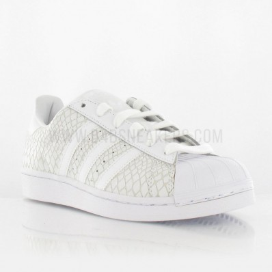 Adidas Superstar Femme Blanche