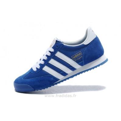 adidas chaussure homme bleu