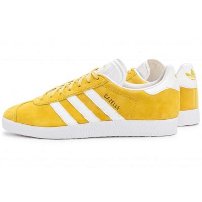adidas gazelle jaune femme