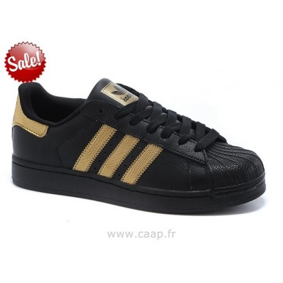 adidas stan smith 2 noir et or