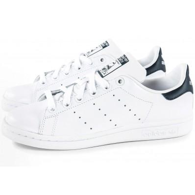 adidas stan smith bleu et blanc