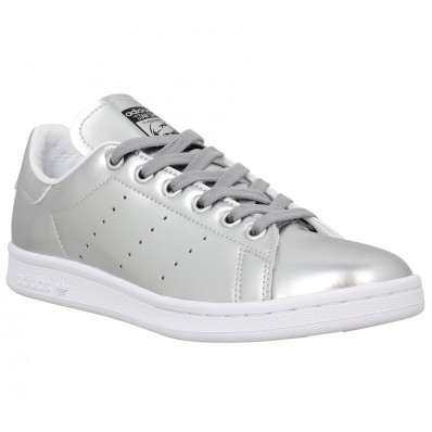adidas stan smith femme argent