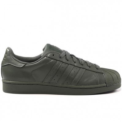 adidas superstar olive