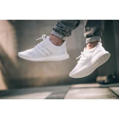adidas ultra boost blanc