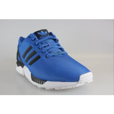 adidas zx flux bleu et noir