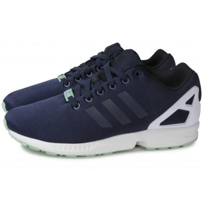 adidas zx flux femme bleu marine