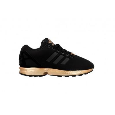 adidas zx flux noir et cuivre