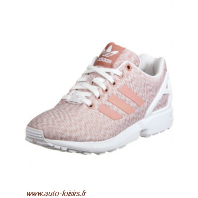 adidas zx flux rose pale