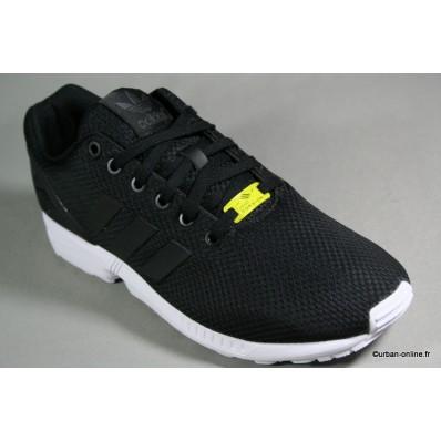 basket adidas zx flux noir pas cher