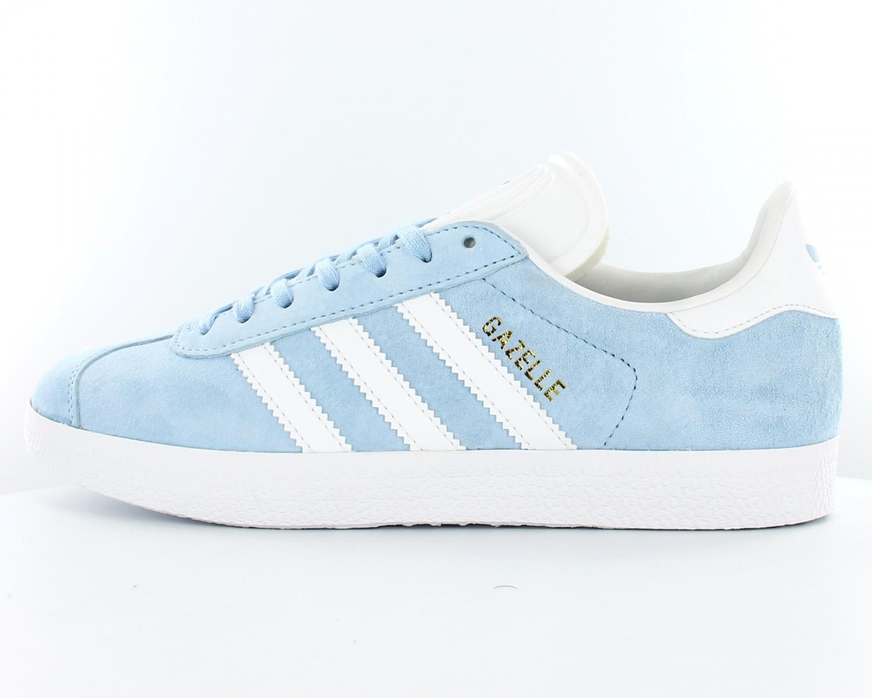 adidas gazelle bleu femme