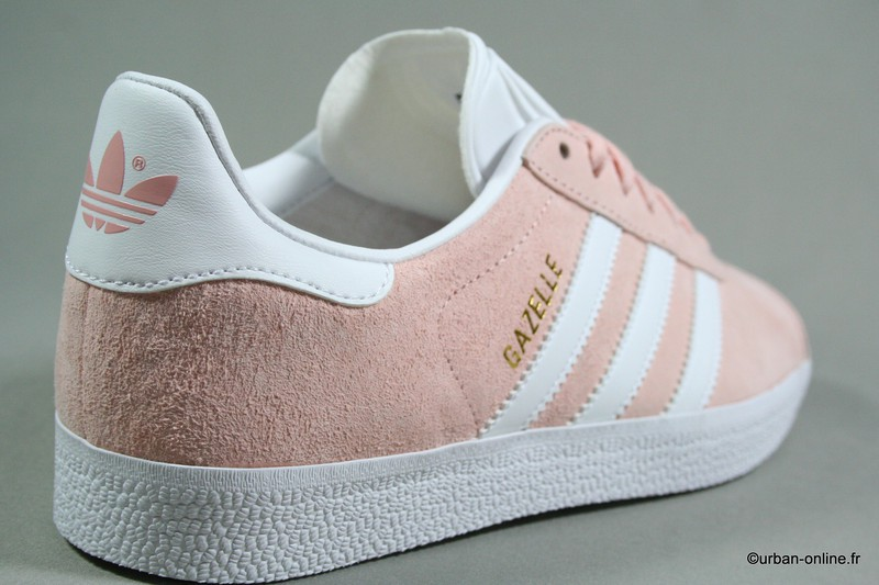 adidas gazelle rose