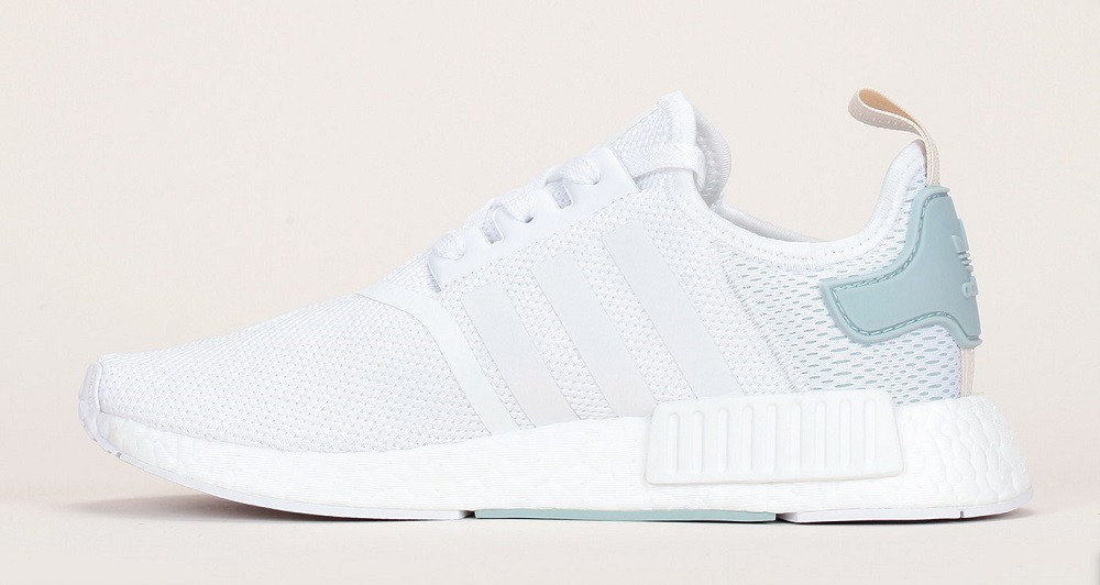 adidas nmd Blanche femme