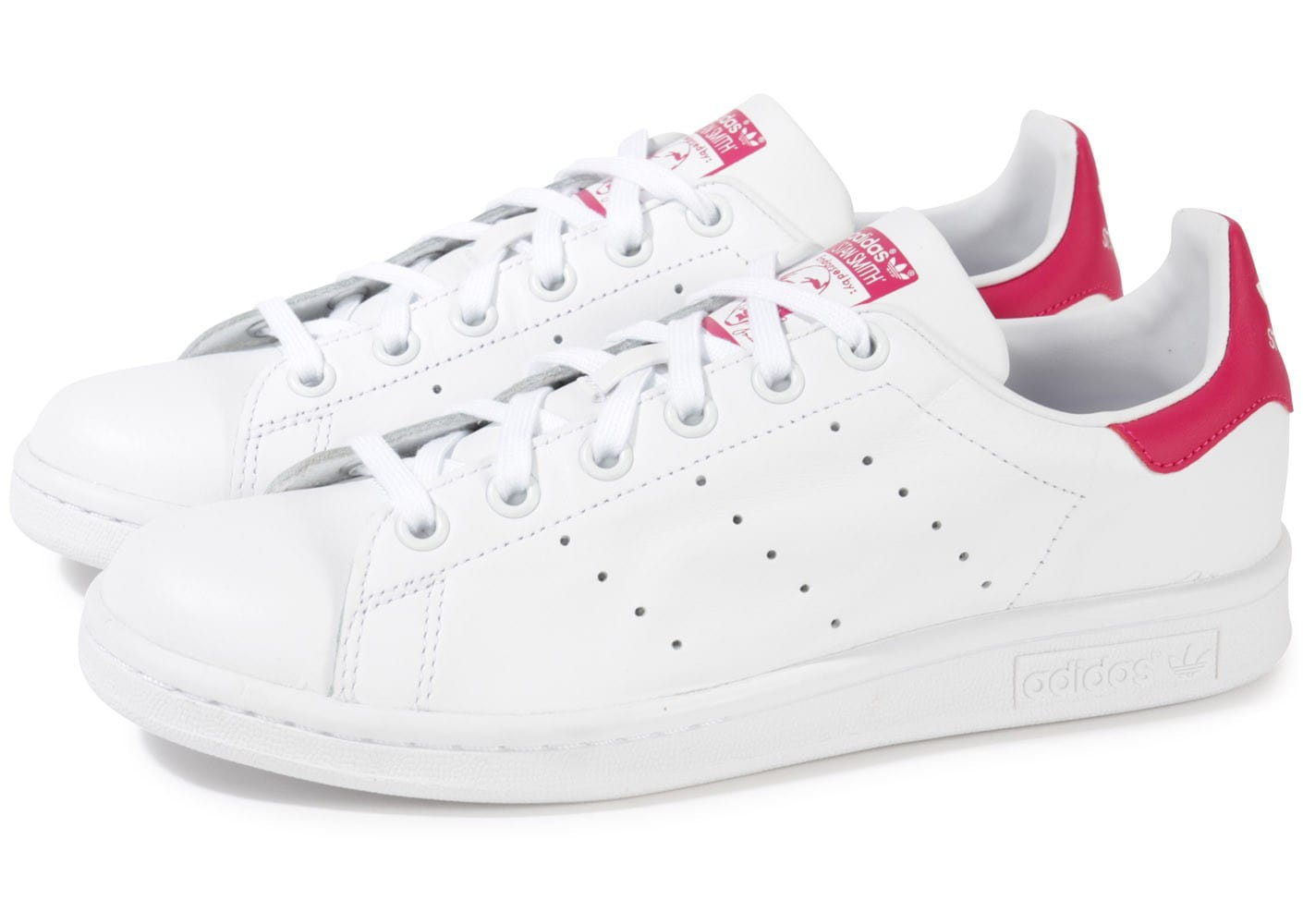 adidas stan smith femme blanche