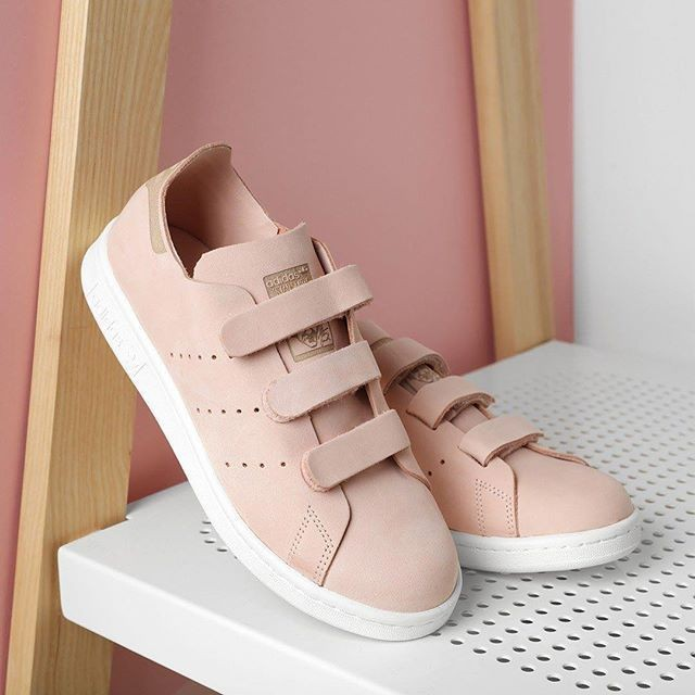 adidas stan smith rose scratch femme