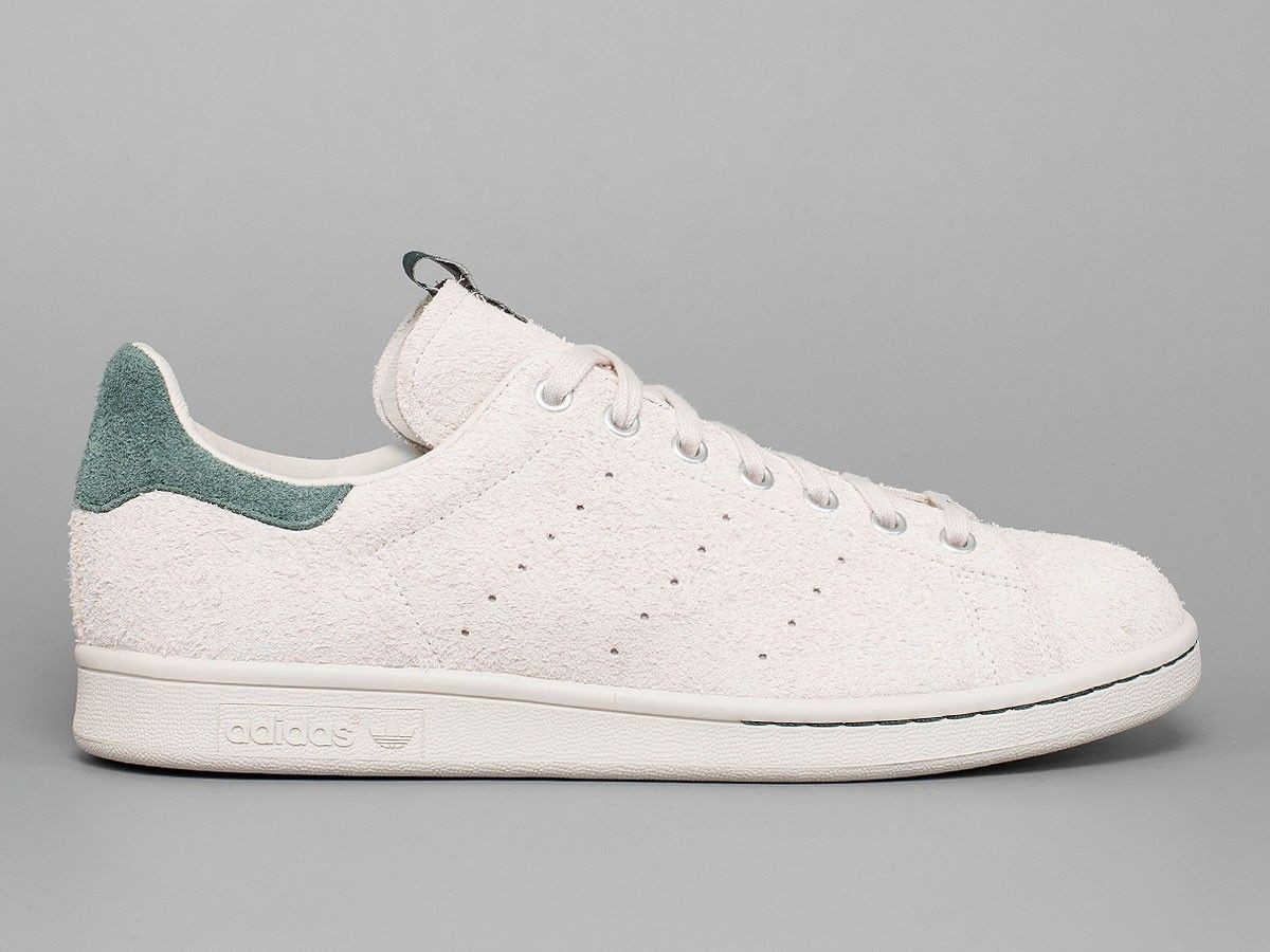 adidas stan smith velour