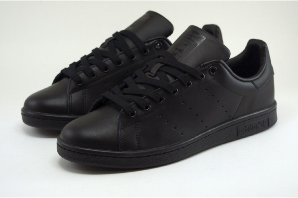 basket adidas femmes stan smith noir