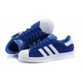 adidas superstar 2 homme bleu