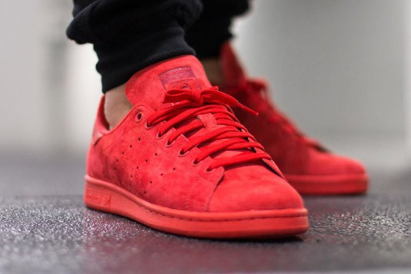 stan smith rouge homme