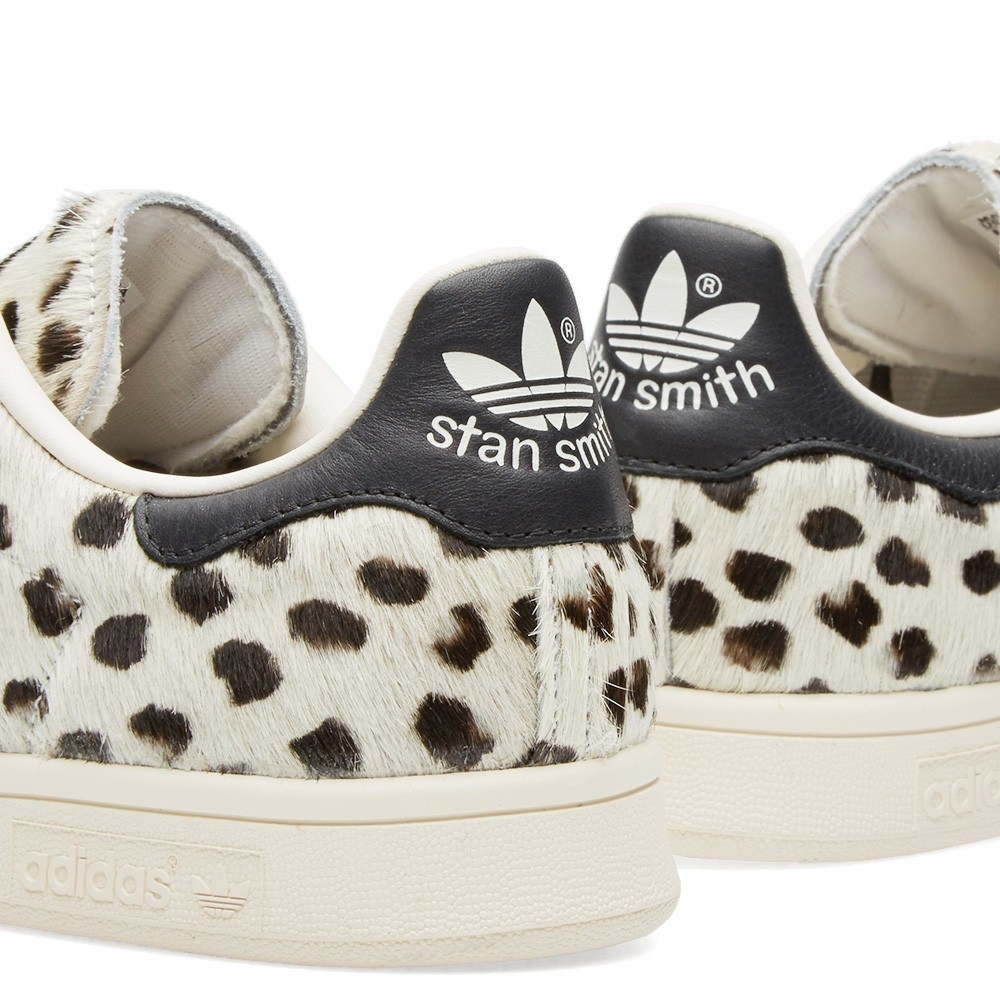 adidas stan smith leopard noir