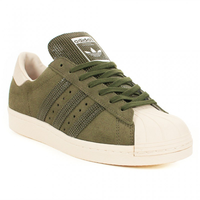 superstar kaki adidas