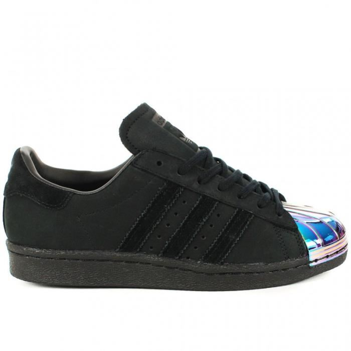 adidas superstar noir et or