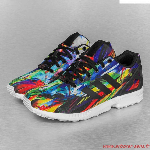 official photos 0ff58 47feb get adidas zx flux multicolor torsion ea4f1 071af