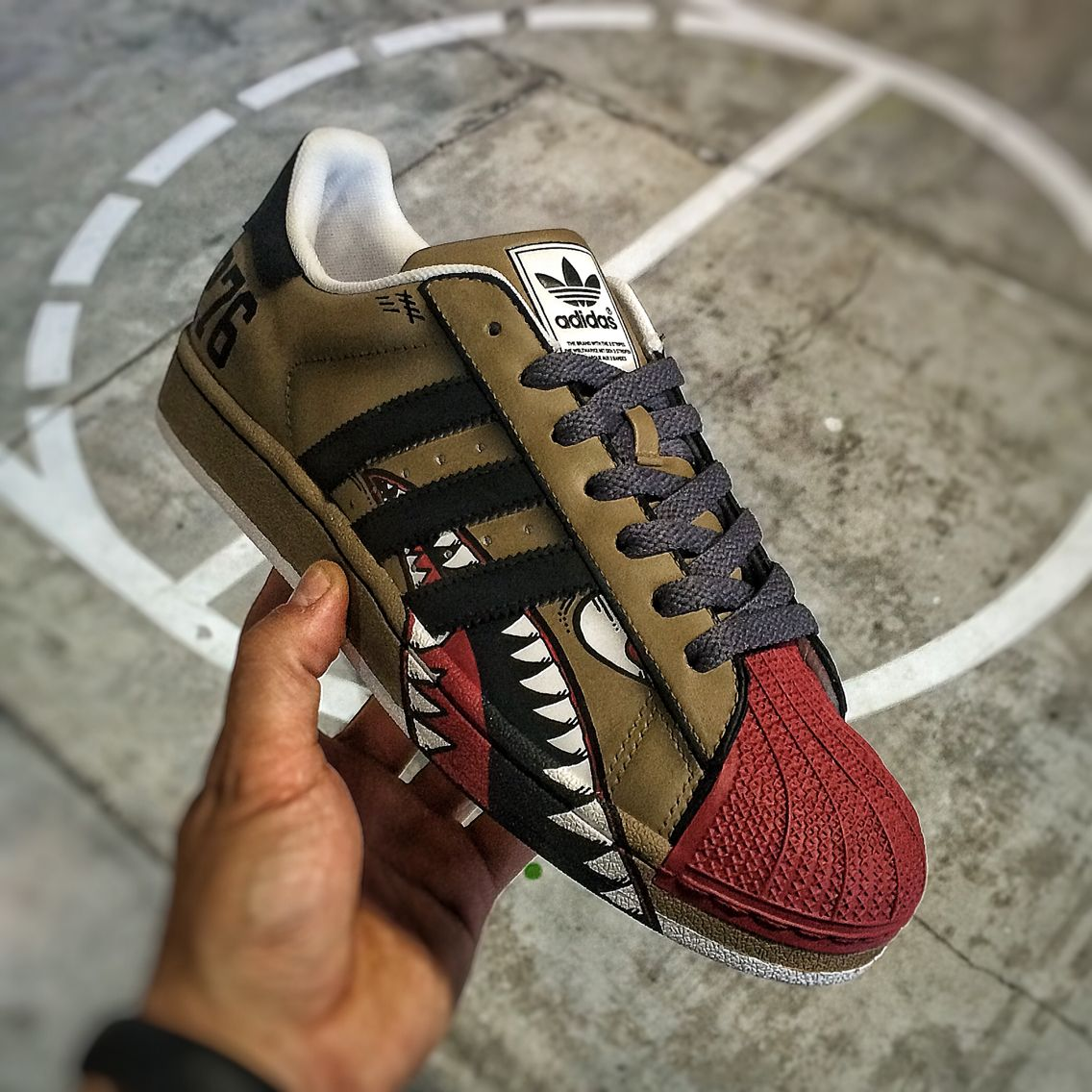 custom adidas superstar 2