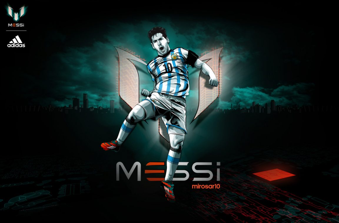 messi wallpaper hd adidas